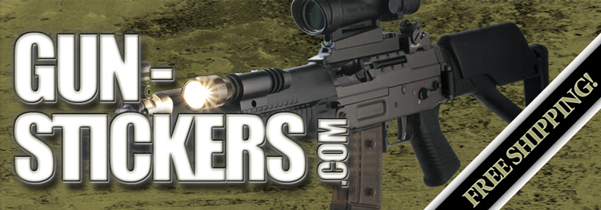 Welcome to Gun Stickers .com!  2nd Amendment Bumpers Stickers, Funny Stickers, Wholesale Bumper Stickers & More
